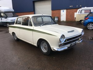 1965 Lotus Cortina Mk1, Original Standard Spec