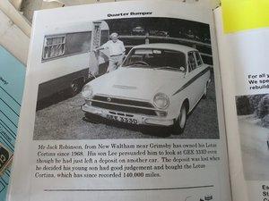 1966 mk 1 lotus cortina