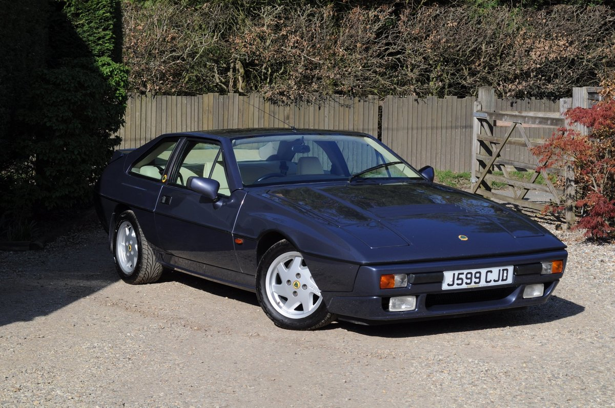 1991 Lotus Excel SE 2.2  SOLD (picture 1 of 6)