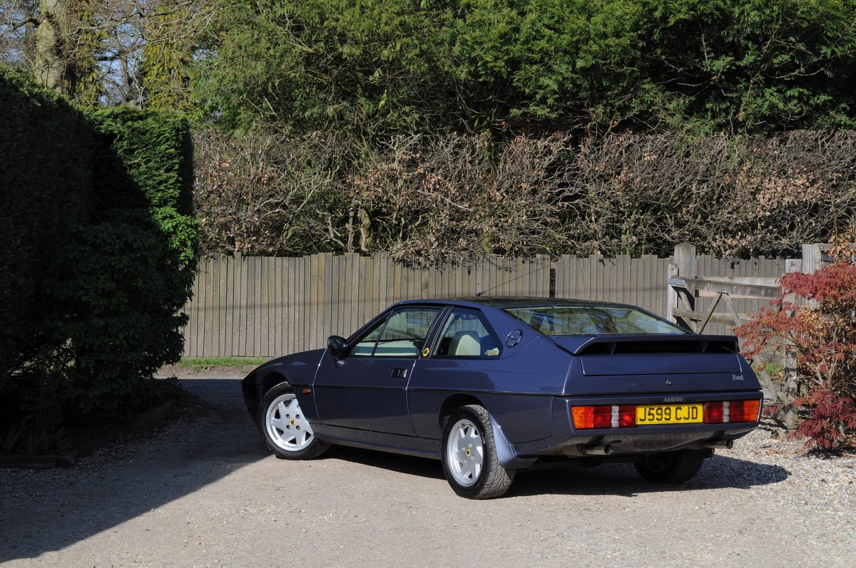 1991 Lotus Excel SE 2.2  SOLD (picture 2 of 6)