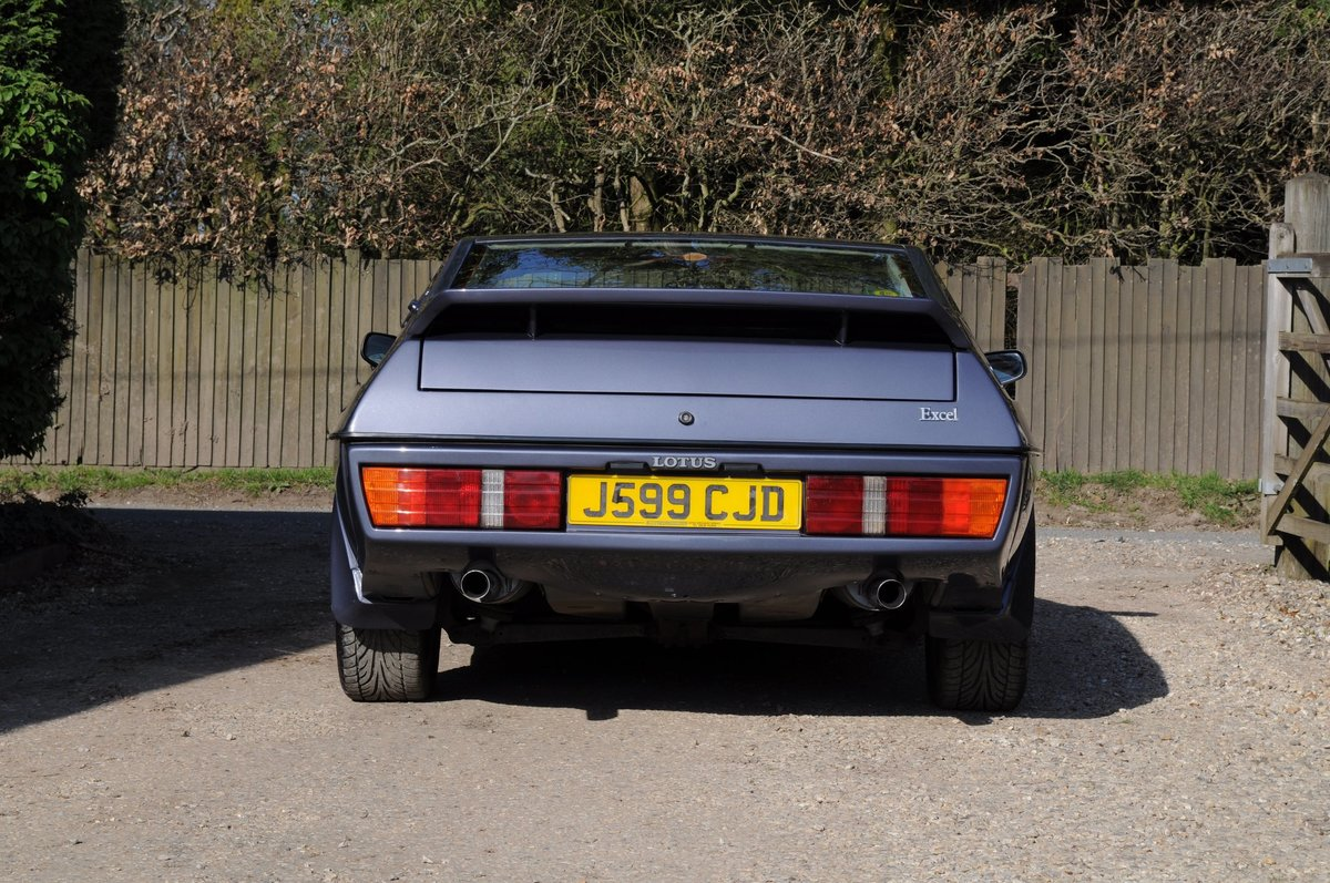 1991 Lotus Excel SE 2.2  SOLD (picture 5 of 6)