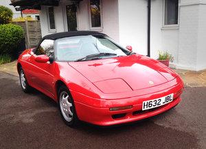Lotus Elan SE Turbo, 1 previous owner