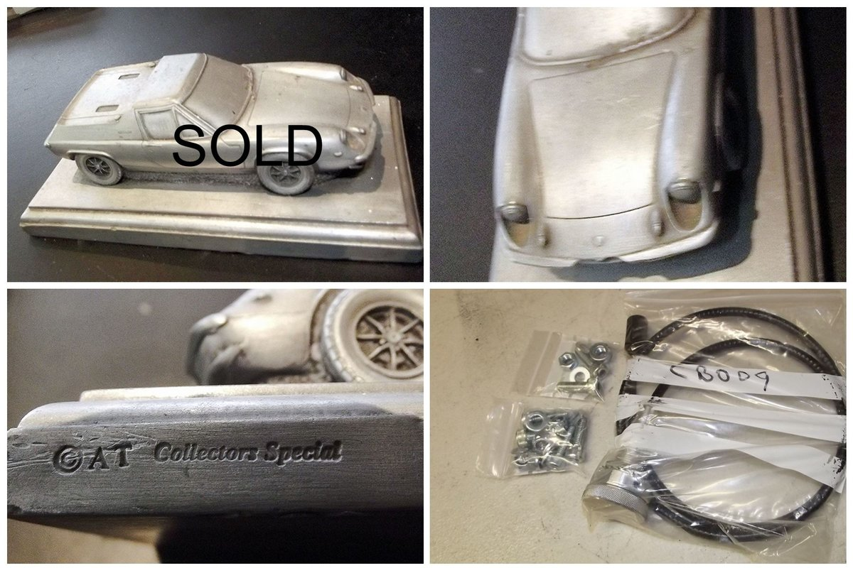 0000 LOTUS & TIGER MEMORABILIA FOR SALE  For Sale (picture 1 of 6)