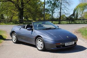 1991 Lotus Elan se Turbo convertible