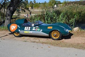 1948 Lotus eleven recreation