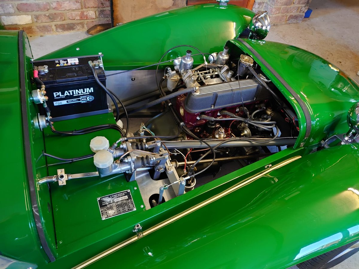 1963 Lotus Seven S2 fully rebuilt first reg 1962 For Sale (picture 3 of 6)