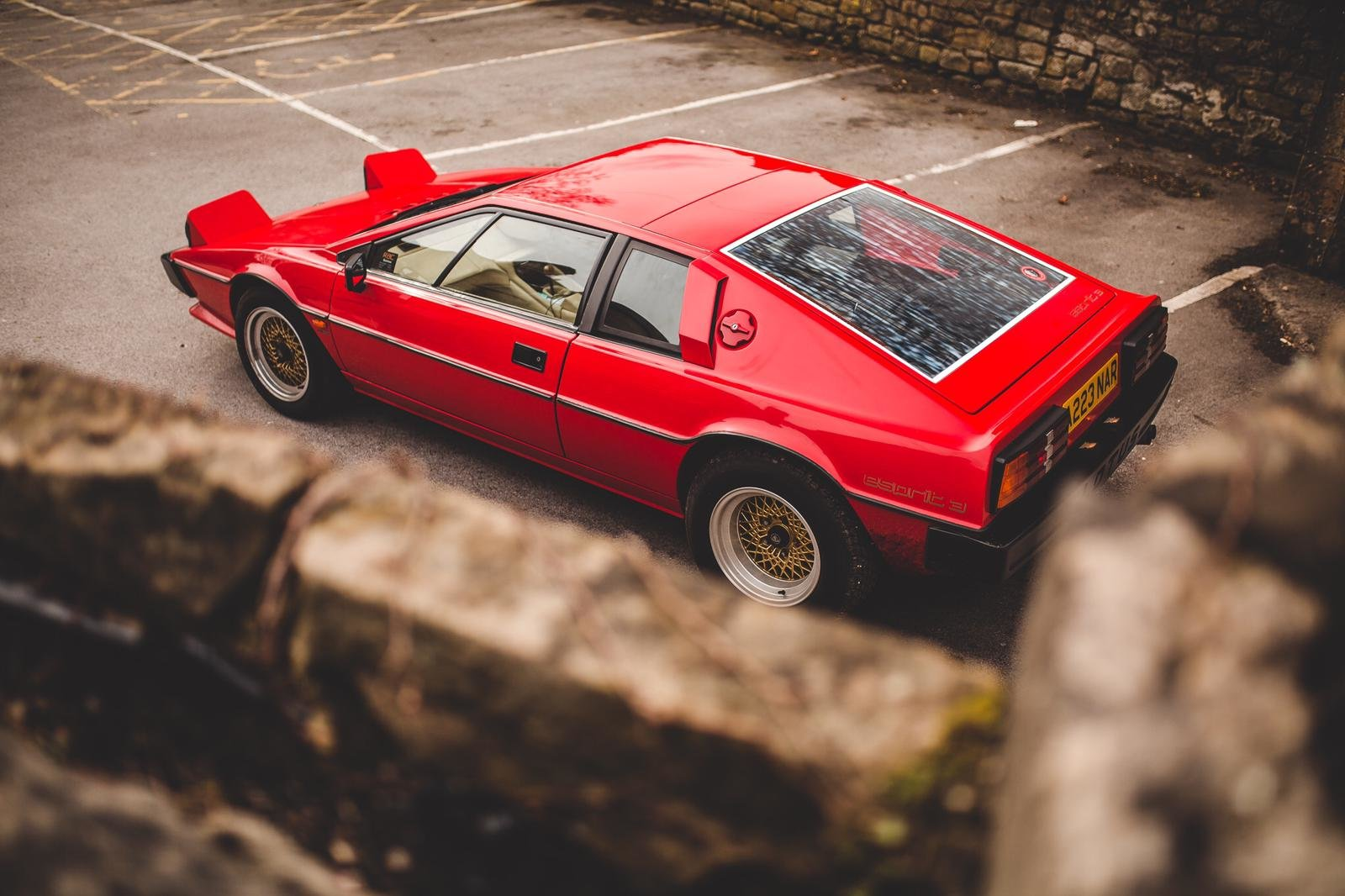 1983 Lotus Esprit S3 for hire in London & Surrey For Hire (picture 2 of 6)