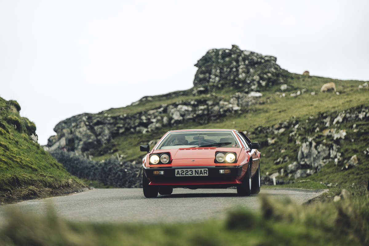 1983 Lotus Esprit S3 for hire in London & Surrey For Hire (picture 4 of 6)