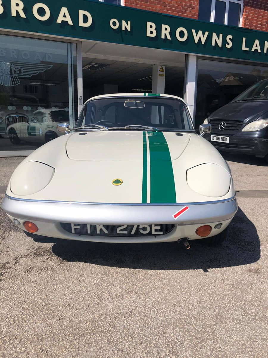 1967 Ricketts Racing built S3 Elan For Sale (picture 6 of 6)