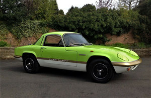 Picture of 0001 LOTUS ELAN SPRINT WANTED LOTUS ELAN SPRINT WANTED