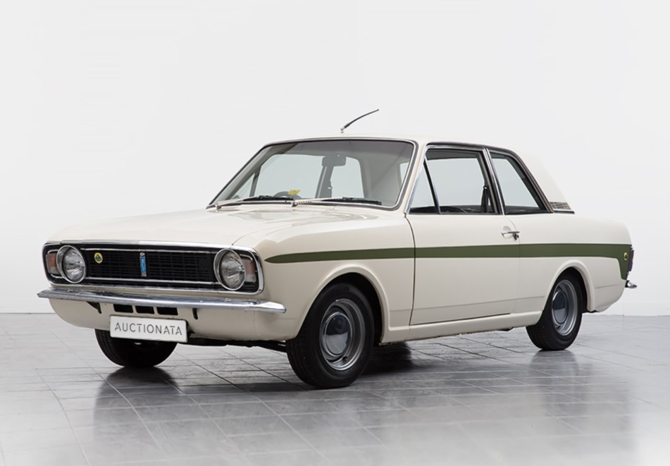 1969 IMMACULATE MK2 RHD FORD LOTUS CORTINA IN AUSTRIA  For Sale (picture 1 of 6)
