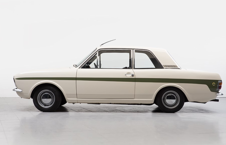 1969 IMMACULATE MK2 RHD FORD LOTUS CORTINA IN AUSTRIA  For Sale (picture 3 of 6)