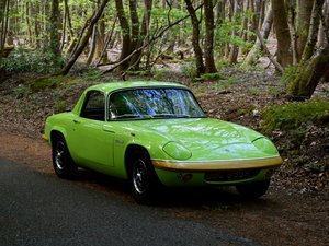 1971 Lotus Elan Sprint FHC