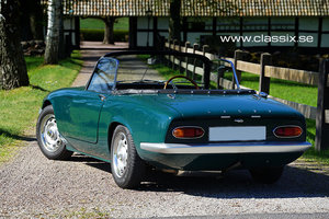 1967 Right hand drive DHC Elan  For Sale