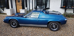 1975 Lotus Europa Twin Cam Special
