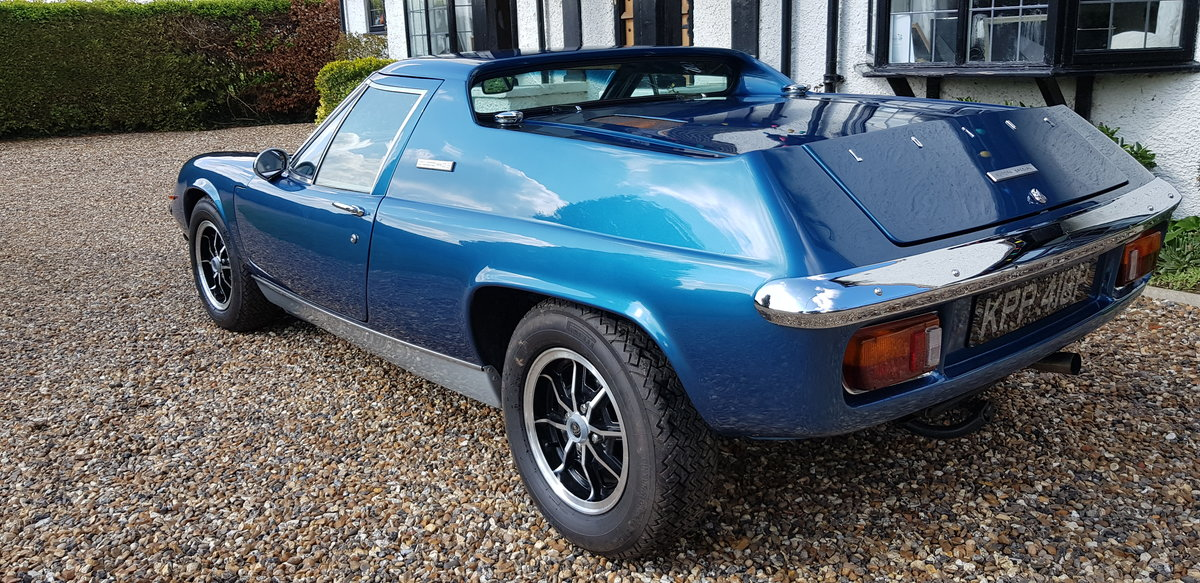 1975 Lotus Europa Twin Cam Special For Sale (picture 5 of 6)