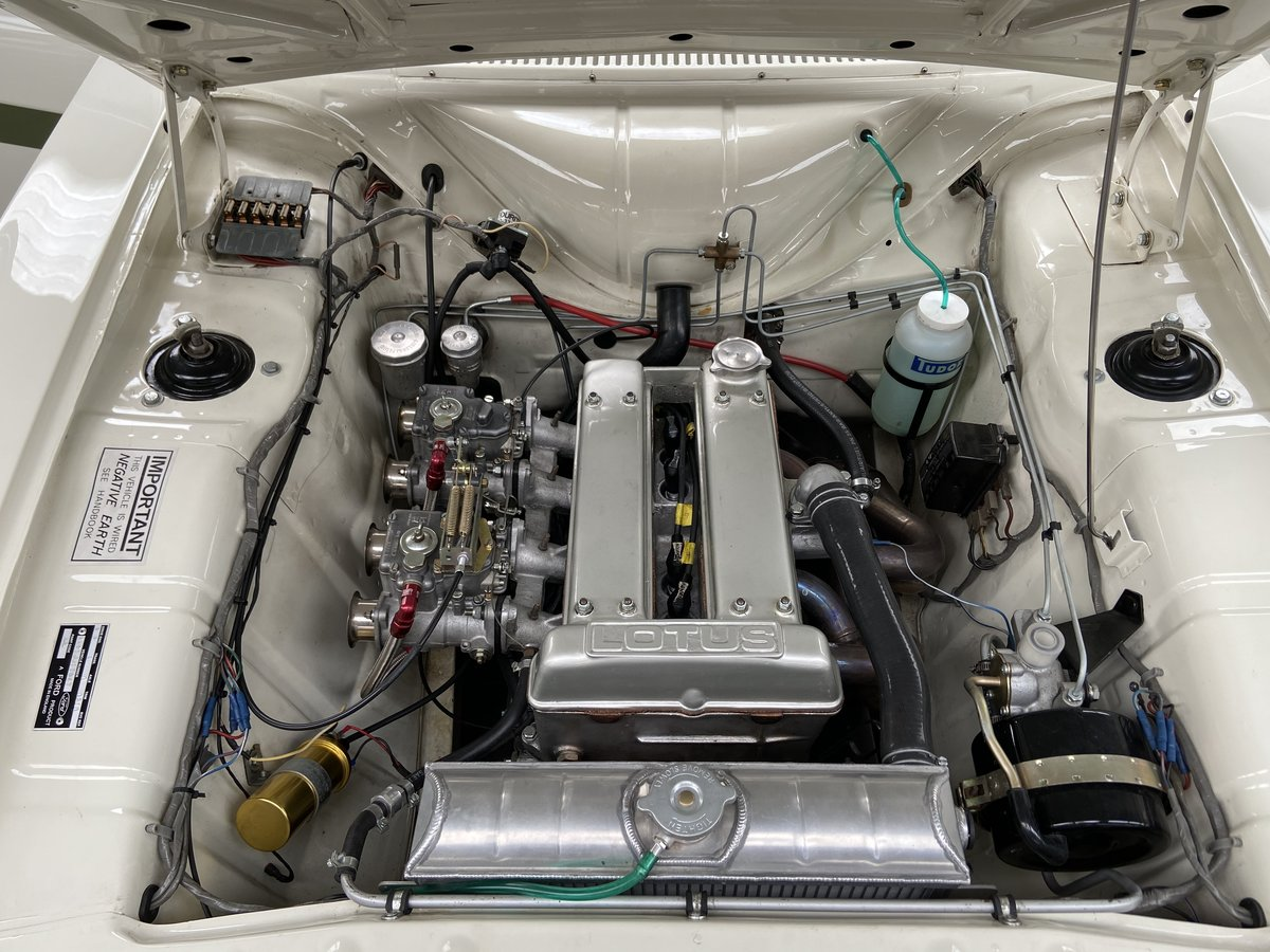 1971 Lotus cortina Crayford cabriolet For Sale (picture 3 of 6)