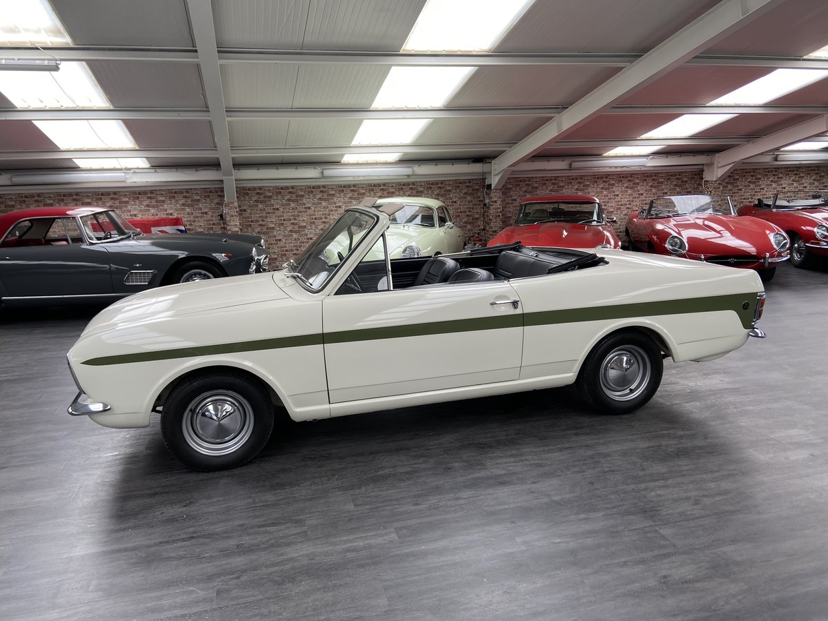 1971 Lotus cortina Crayford cabriolet For Sale (picture 5 of 6)