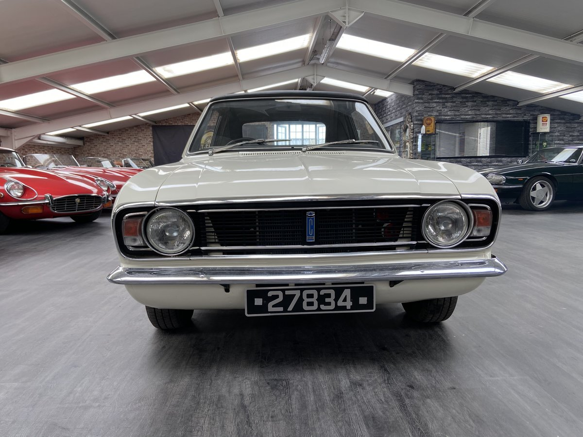 1971 Lotus cortina Crayford cabriolet For Sale (picture 6 of 6)