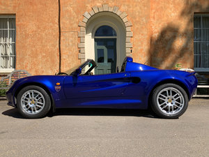 2000 Lotus Elise S1 - ONLY 17,900 Miles & Great History For Sale