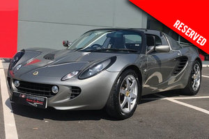 2003 RESERVED - Lotus Elise S2 with full history SOLD