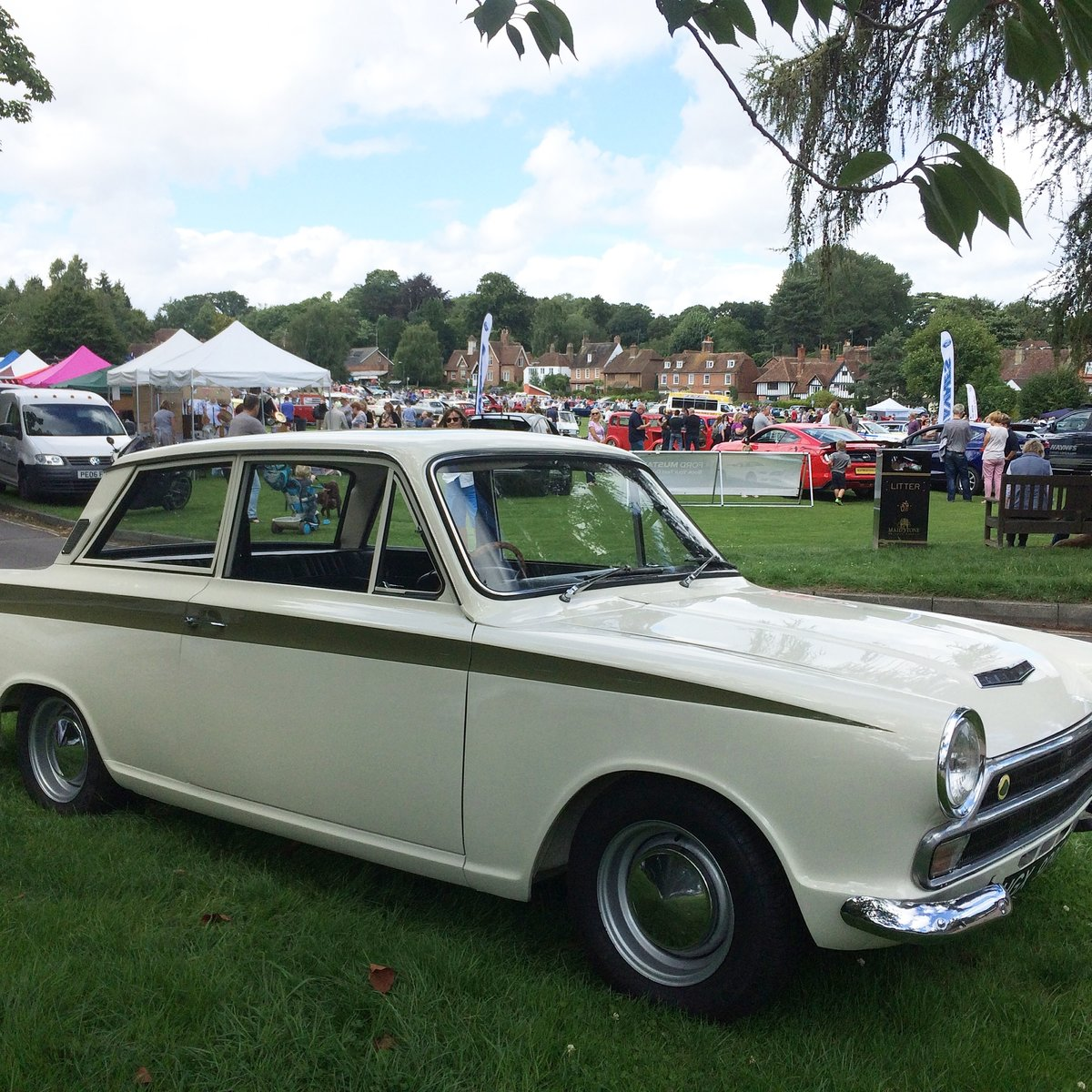 1965 Lotus cortina mk1  A frame model For Sale (picture 2 of 6)