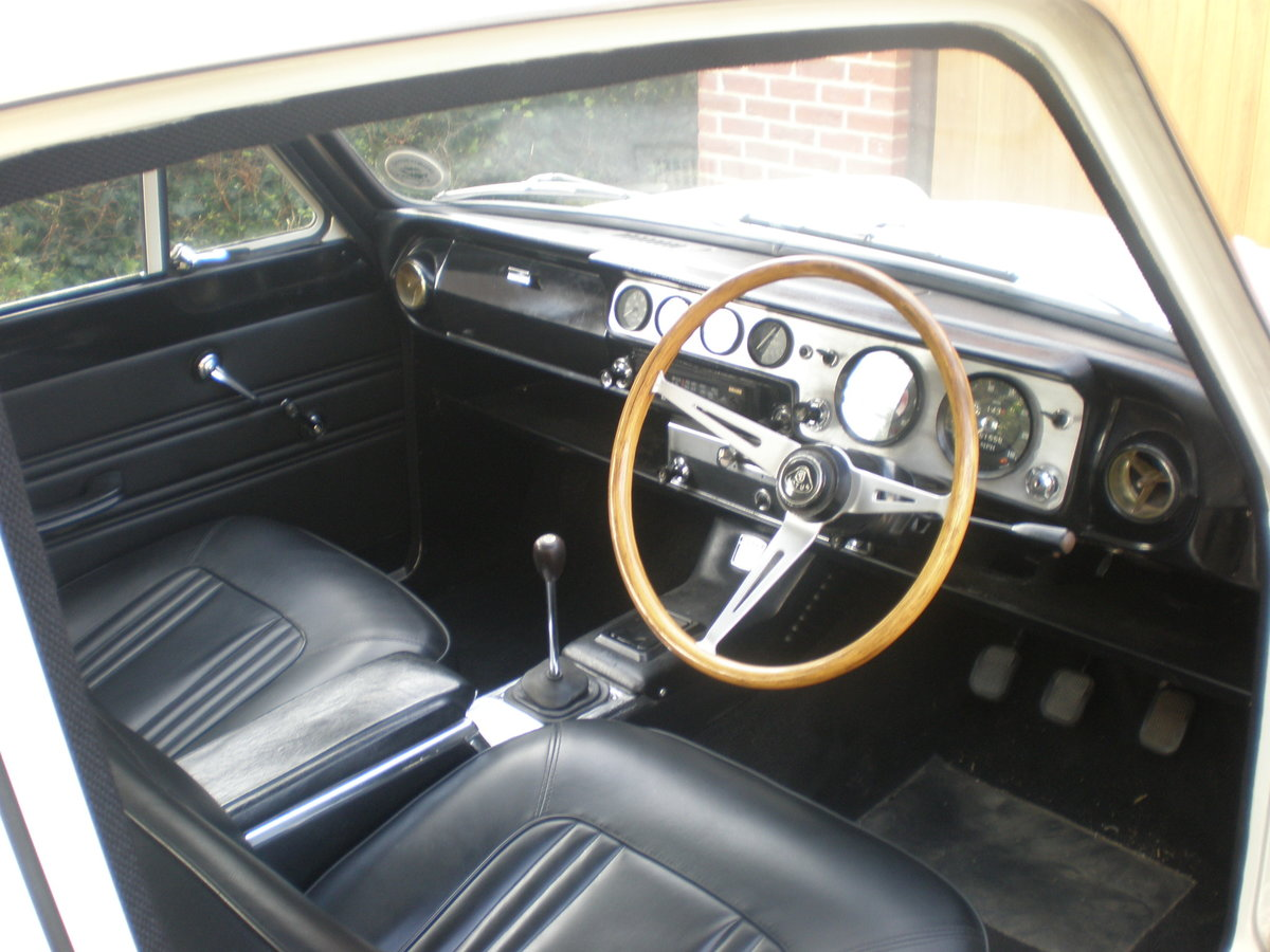 1965 Lotus cortina mk1  A frame model For Sale (picture 3 of 6)