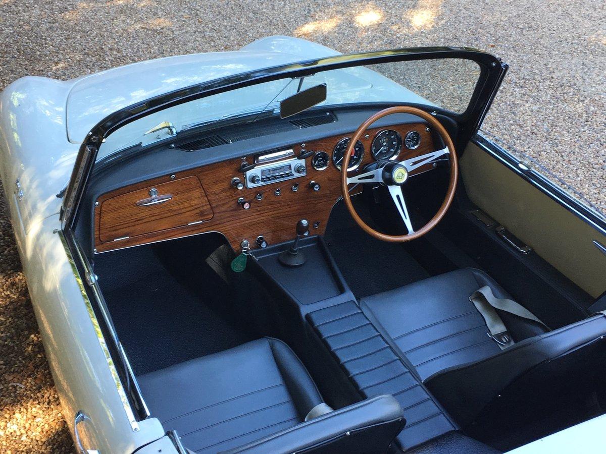 1965 Stunning Lotus Elan S2 For Sale (picture 5 of 6)