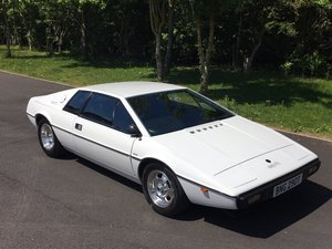 The UK's Last Esprit S1