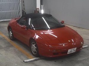 LOTUS ELAN 1.6 SE TURBO CONVERTIBLE * ONLY 35000 MILES *