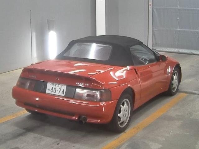 1992 LOTUS ELAN 1.6 SE TURBO CONVERTIBLE * ONLY 35000 MILES * For Sale (picture 2 of 2)