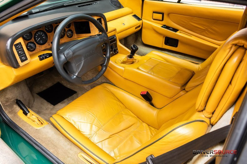 1991 Lotus Esprit clean and solid driver Green(~)Tan $obo For Sale (picture 4 of 6)