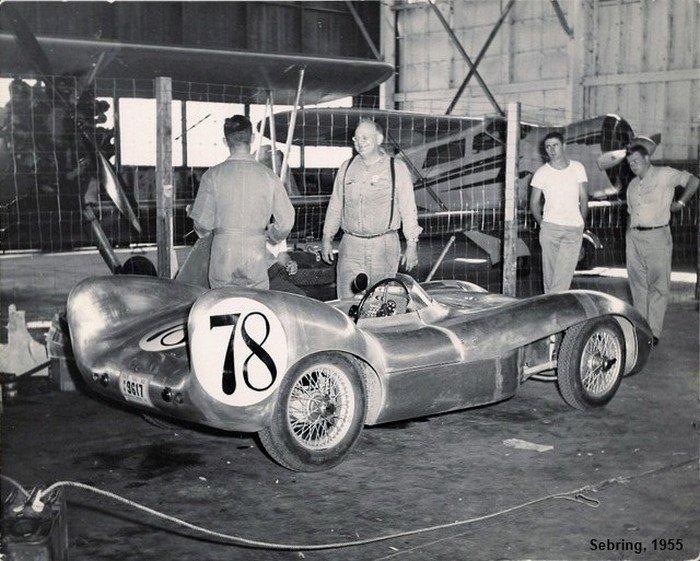 1955 Lotus MK9 Sebring Car SOLD (picture 3 of 6)