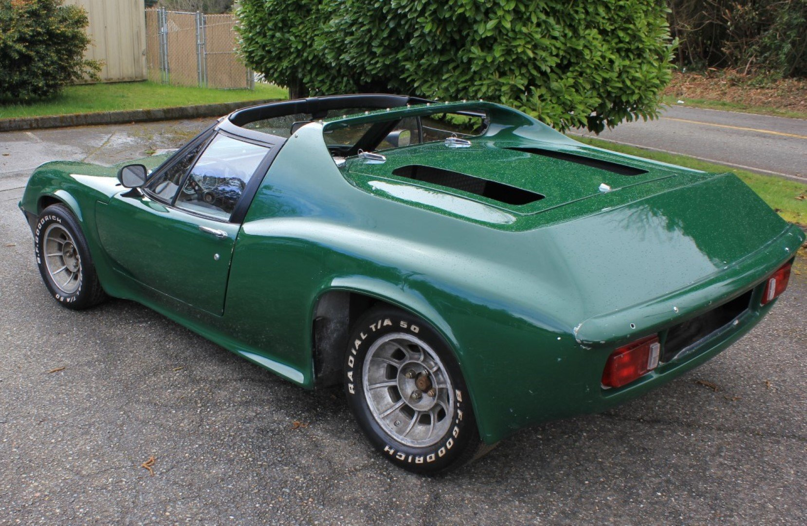 1969 Lotus Europa For Sale by Auction (picture 3 of 6)