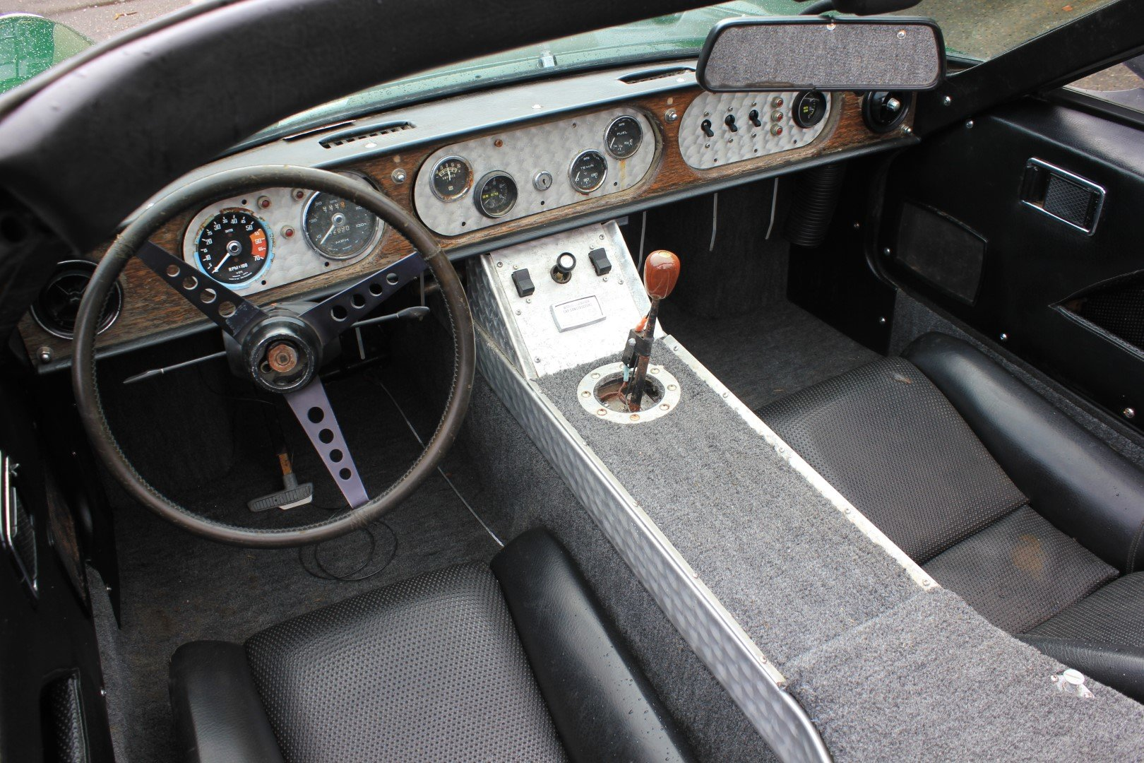 1969 Lotus Europa For Sale by Auction (picture 5 of 6)