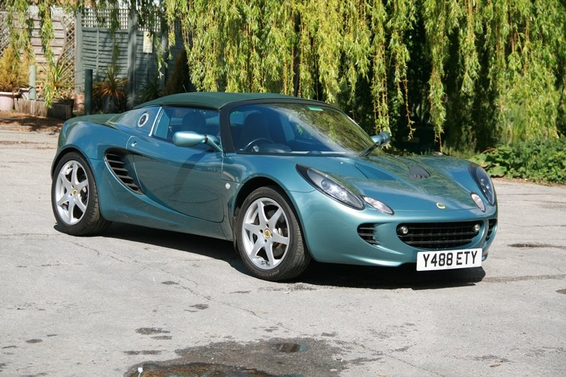 2001 Lotus Elise S2  For Sale (picture 4 of 6)
