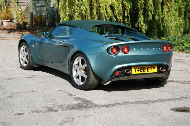 2001 Lotus Elise S2  For Sale (picture 5 of 6)