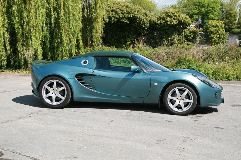 2001 Lotus Elise S2  For Sale (picture 6 of 6)