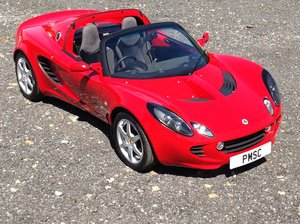 2003 Lotus Elise S2 For Sale
