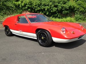 1972 Lotus Europa S2 For Sale