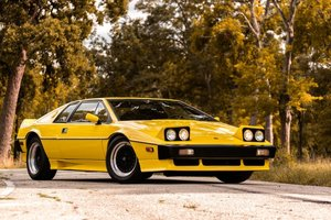 1978 Lotus Esprit clean solid Yellow driver coming soon $ob