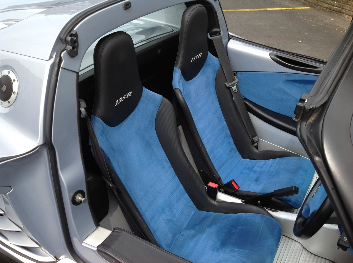2003 Lotus Elise 135R For Sale (picture 3 of 6)
