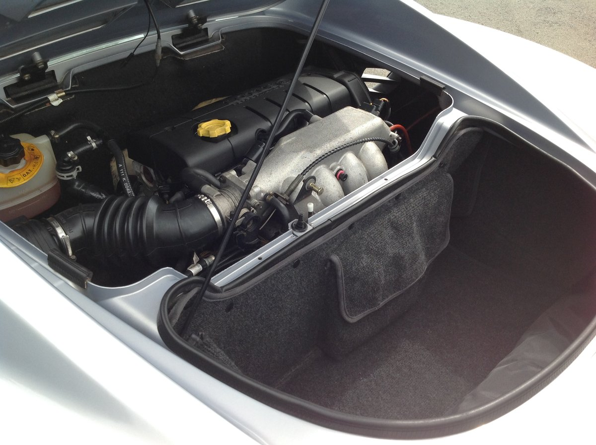 2003 Lotus Elise 135R For Sale (picture 4 of 6)
