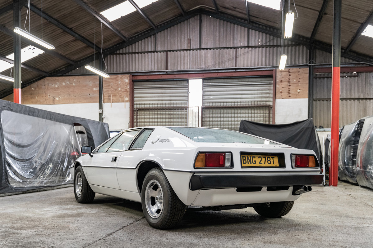 1978 Lotus Esprit S1 For Sale (picture 3 of 6)