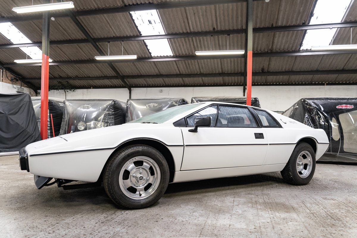 1978 Lotus Esprit S1 For Sale (picture 4 of 6)