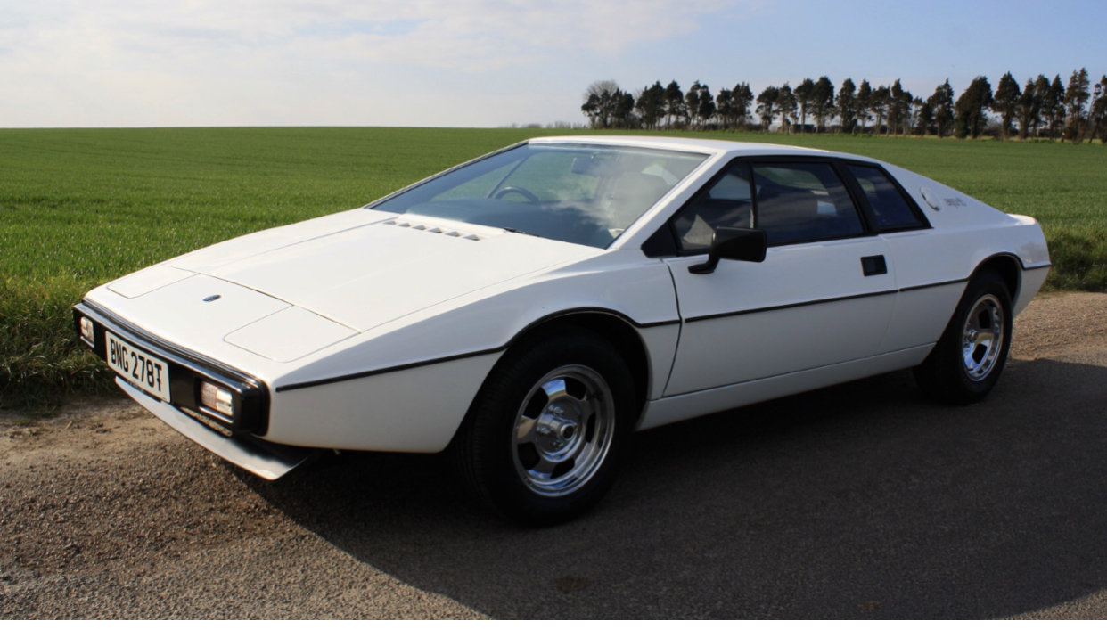 1978 Lotus Esprit S1 For Sale (picture 5 of 6)