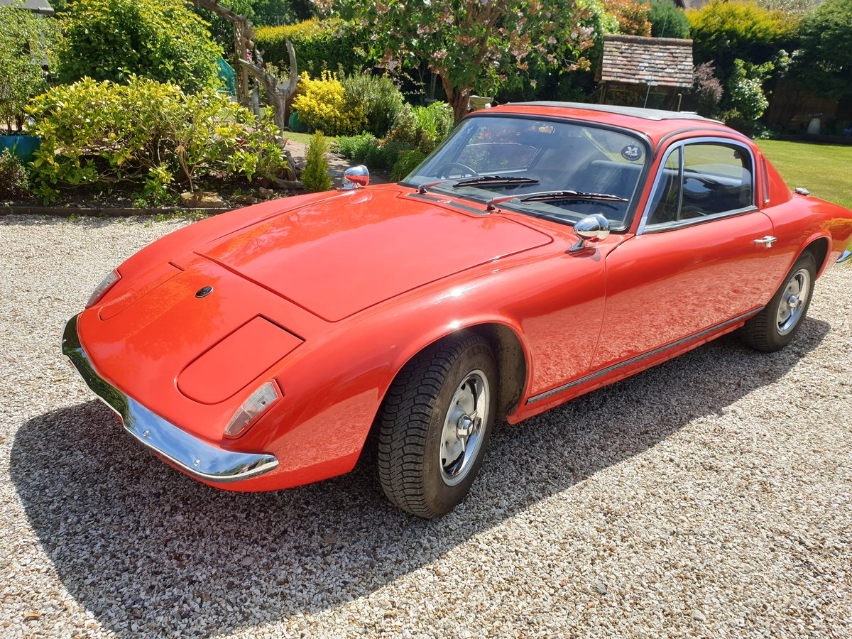 1968 Early Lotus Elan +2 in very good condition For Sale (picture 1 of 6)
