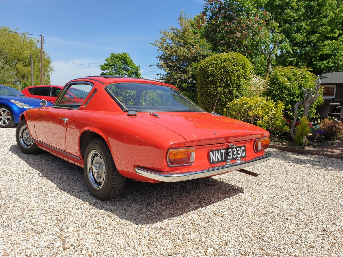 1968 Early Lotus Elan +2 in very good condition For Sale (picture 2 of 6)