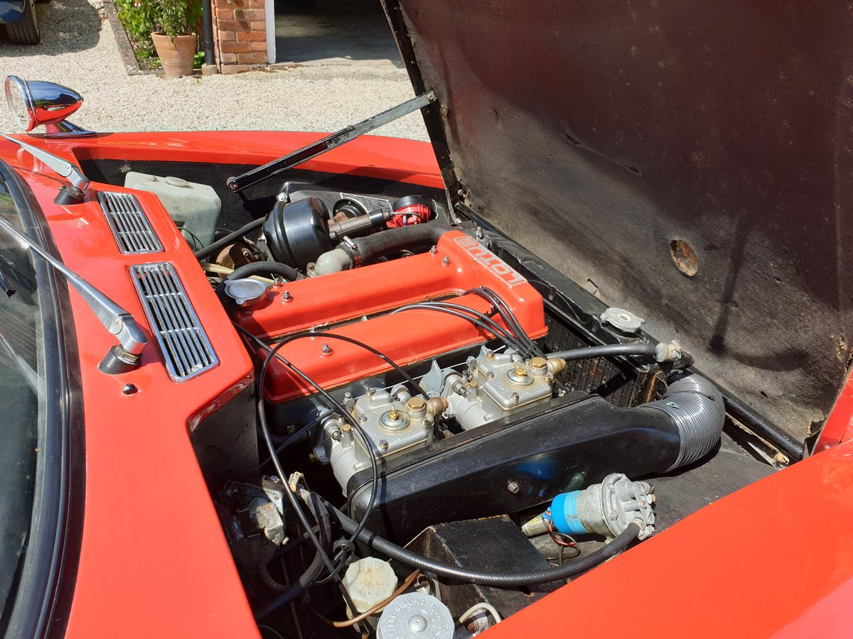 1968 Early Lotus Elan +2 in very good condition For Sale (picture 3 of 6)
