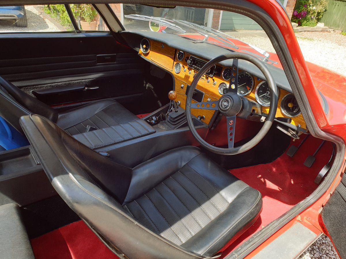1968 Early Lotus Elan +2 in very good condition For Sale (picture 4 of 6)